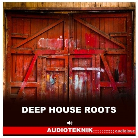 Audioteknik Deep House Roots WAV