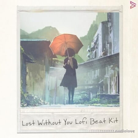 Digital Felicity Lost Without You Lo-Fi Beat Kit WAV