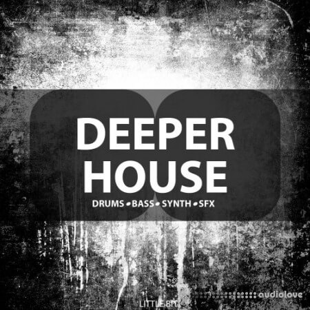 Little Bit Deeper House WAV