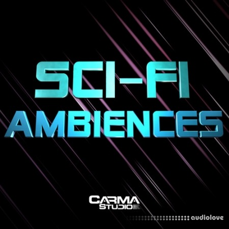 Carma Studio Sci-Fi Ambiences WAV
