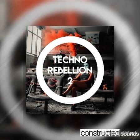 Constructed Sounds Techno Rebellion 2 WAV