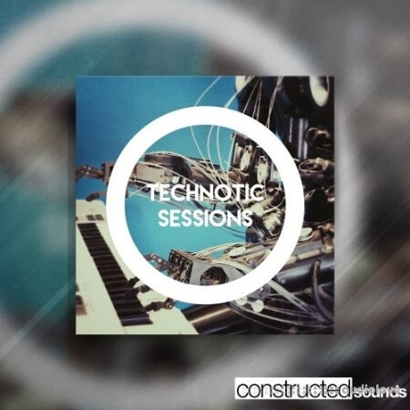Constructed Sounds Technotic Sessions WAV
