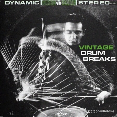 Touch Loops Vintage Drum Breaks