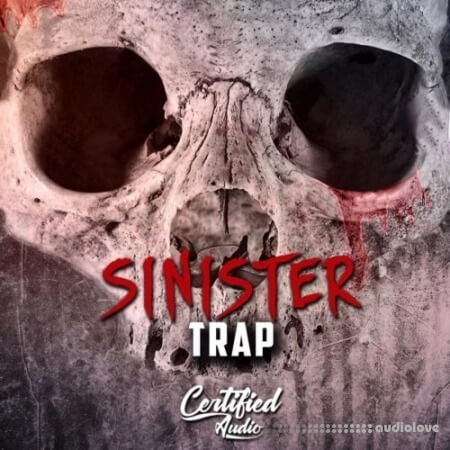 Certified Audio LLC Sinister Trap WAV
