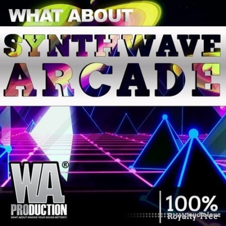WA Production Synthwave Arcade