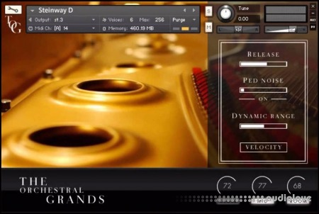 Orchestral Tools THE Orchestral Grands v1.3 KONTAKT