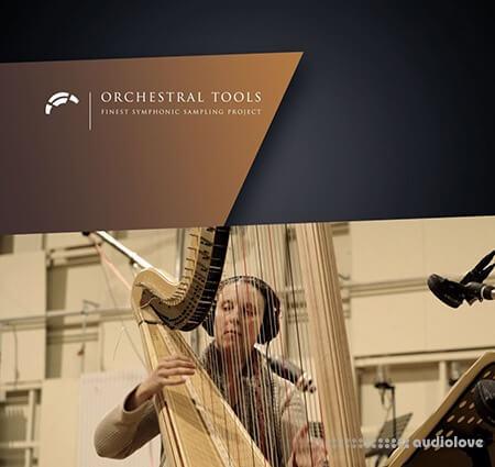 Orchestral Tools Berlin Symphonic Harps KONTAKT