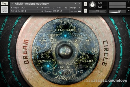 Dream Audio Tools Dream Circle v1.5 KONTAKT