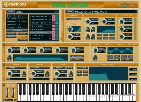 Best Service Cult Sampler KONTAKT