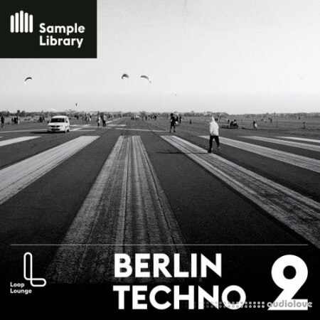 Loop Lounge Berlin Techno 2 WAV