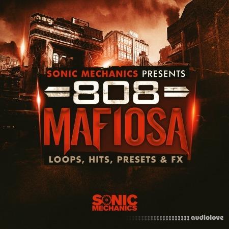 Sonic Mechanics 808 Mafiosa MULTiFORMAT