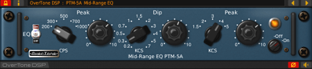 OverTone DSP PTM-5A v3.0.0 MacOSX