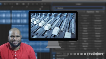 SkillShare Logic Pro X Mixing Course For Beat Makers Module 2 Leveling and EQ TUTORiAL