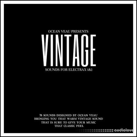Ocean Veau Vintage XP Synth Presets