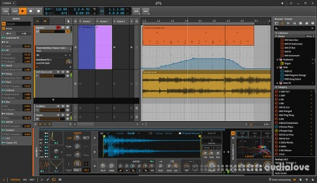 SkillShare Bitwig 2 Masterclass I Beginning And Navigating The Daw TUTORiAL