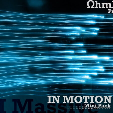 OhmLab IN MOTION Vol.1 Synth Presets