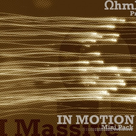 OhmLab IN MOTION Vol.2 Synth Presets