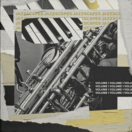 Pelham and Junior Jazzscapes Vol.1 (Compositions and Stems) WAV