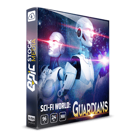 Epic Stock Media Sci-fi World Guardians WAV