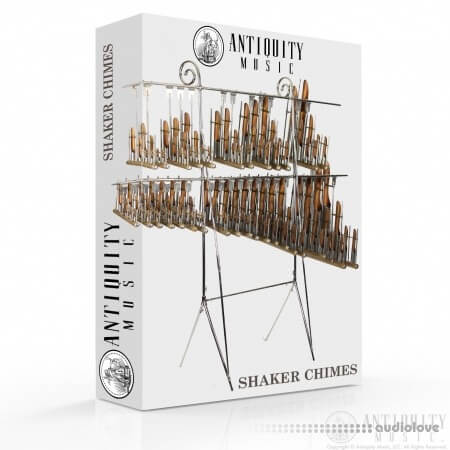 Antiquity Music Shaker Chimes KONTAKT