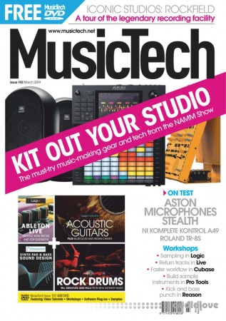 MusicTech March 2019