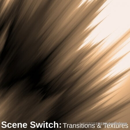 Glitchedtones Scene Switch Transitions and Textures WAV