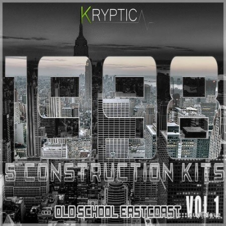 Kryptic Samples 1998 Vol.1 WAV MiDi