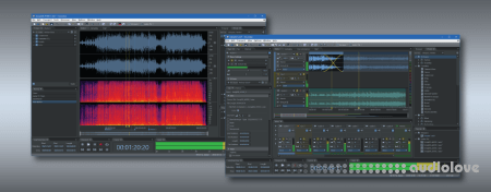 Soundop Audio Editor v1.7.0.4 WiN