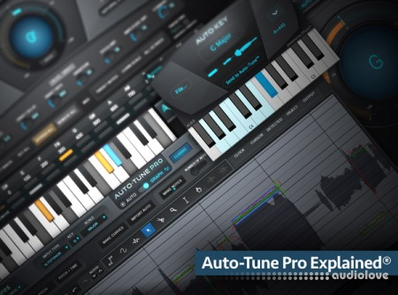 Groove3 Auto-Tune Pro Explained