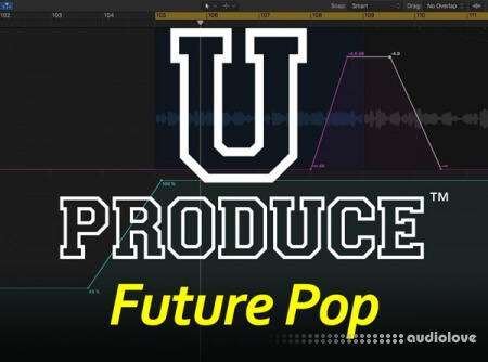 Groove3 U Produce Future Pop TUTORiAL