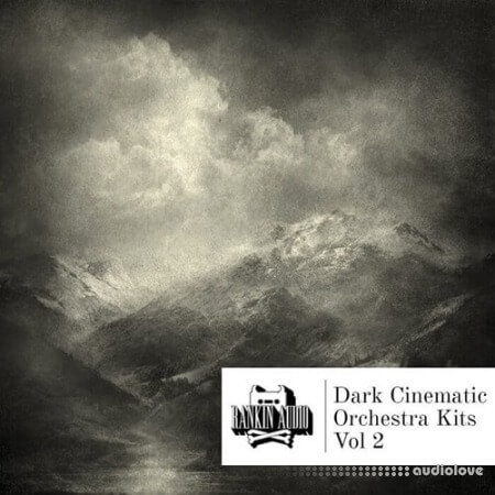 Rankin Audio Dark Cinematic Orchestra Kits Vol.2 WAV MiDi
