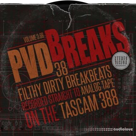 PVD Breaks Vol.3.88 WAV