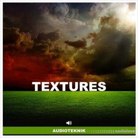 Audioteknik Textures 2 WAV
