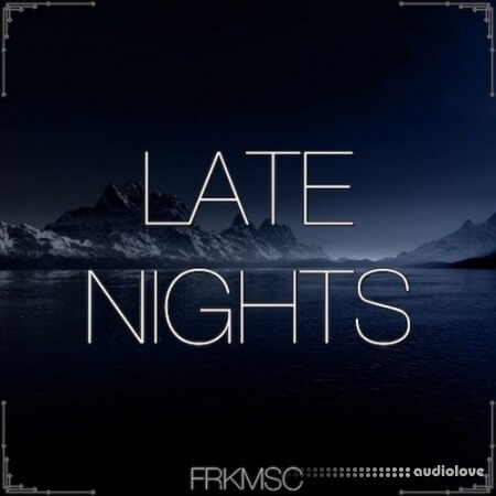 Freak Music Late Nights WAV MiDi Synth Presets DAW Templates
