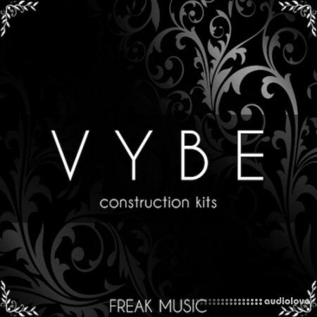 Freak Music VYBE WAV MiDi Synth Presets DAW Templates