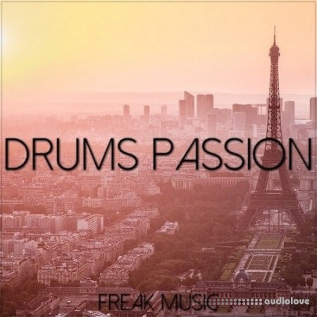 Freak Music Drums Passion WAV