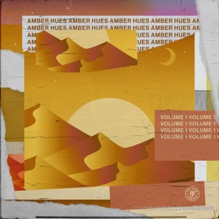 Pelham and Junior Amber Hues Sample Pack