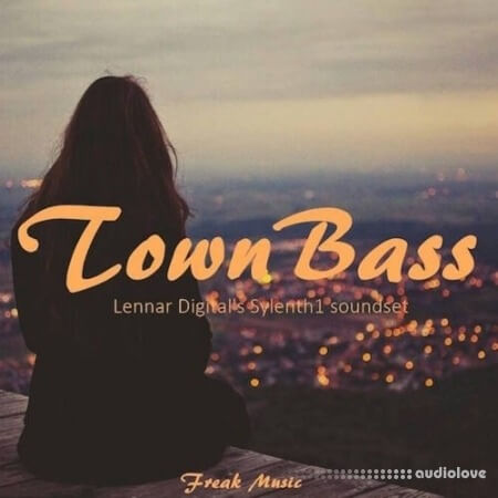 Freak Music Town Bass Synth Presets