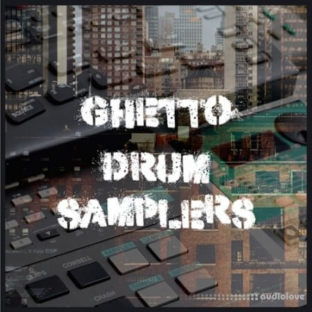 GoldBaby Ghetto Drum Samplers MULTiFORMAT