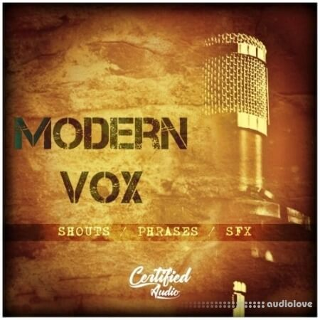 Certified Audio LLC Modern Vox WAV