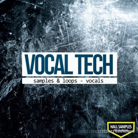 Hall Samples Vocal Tech WAV