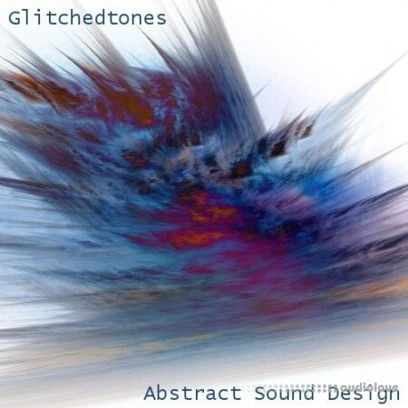 Glitchedtones Abstract Sound Design WAV