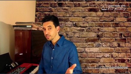 Udemy Learn Piano with Eric Niceberg