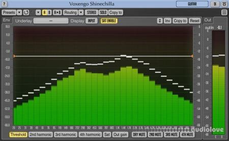 Voxengo Shinechilla v1.1 WiN MacOSX