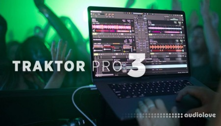 Native Instruments Traktor Pro v3.2.1 FIXED / v3.2.1.9 WiN MacOSX