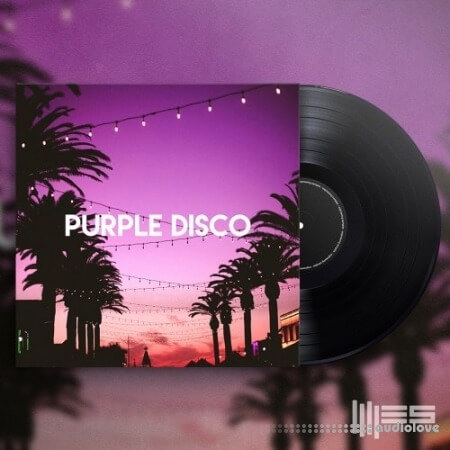 Engineering Samples Purple Disco WAV