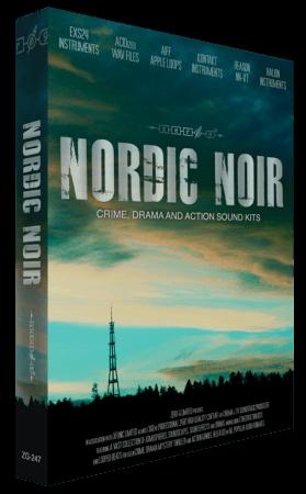 Zero-G Nordic Noir MULTiFORMAT