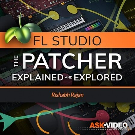 Ask Video FL Studio 302 The Patcher Explained and Explored