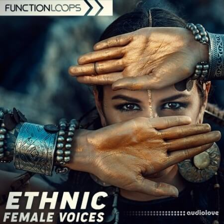 Function Loops Ethnic Female Voices WAV MiDi Synth Presets