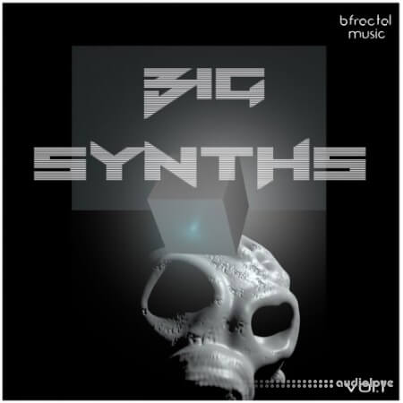 BFractal Music Big Synths Vol.1 WAV